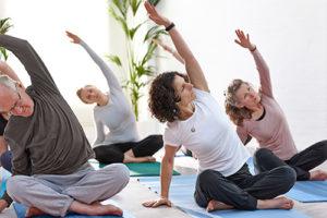 yoga alzheimers