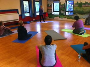 Yoga / mindfulness taster session